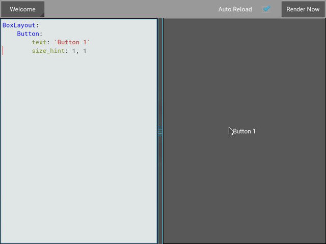 Widgets — Kivy 2 0 0 dev0 documentation